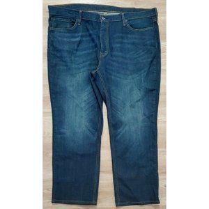 Levi's Mens 541 Athletic Blue Jeans Size 46 x 30